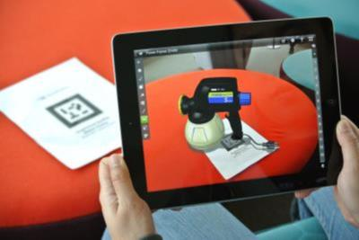 Sitecore Augmented Reality