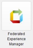 Federated Experience Manager Icon