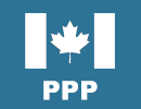 PPP Public Private Partnership Canada - P3 Canada Logo