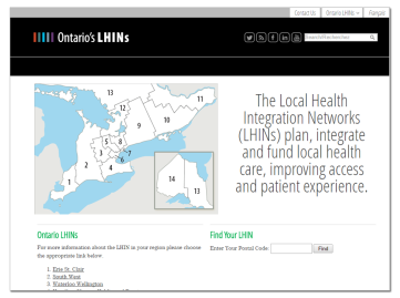 Local Health Integration Network